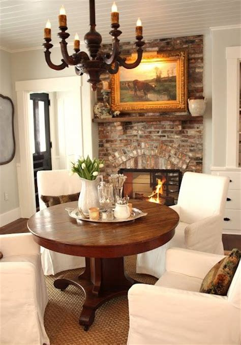 Dining Table Near Fireplace 17 Best Images About Small Dining Table Scapes On