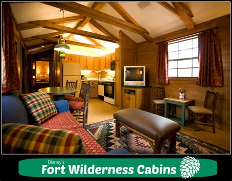 The Cabins Disney Fort Wilderness Resort by Walt Disney World Fort Wilderness Resort And Cground