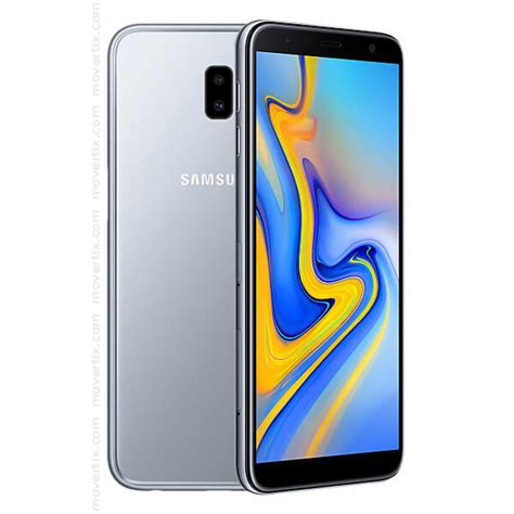 samsung galaxy j6 plus 2018 dual sim in grigio sm j610f ds 8801643513320 movertix