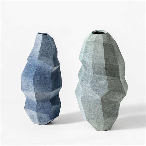 Geometric Vase by Unique Quot Geometric Quot Vase By Turi Heisselberg Pedersen For