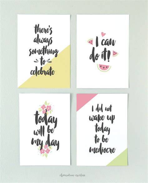 printable morning quotes get motivated in the morning with these free printable