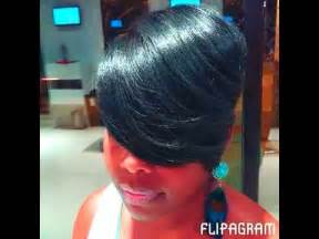 razor chic hairstyles of chicago beautiful razor chic of atlanta makeover youtube