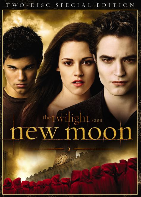 new moon series 2 new moon dvd two disc special edition hq twilight series