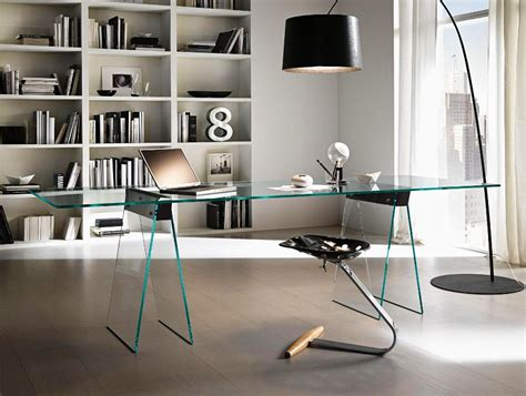 Modern Glass Office Desk Modern Glass Office Desk Home Design Modern Glass Desk