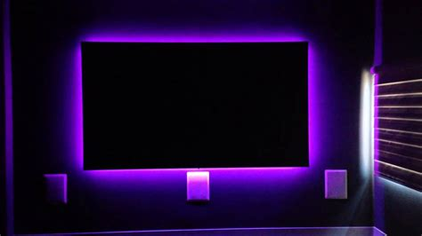 Led Backlight 120 in screen with led backlighting