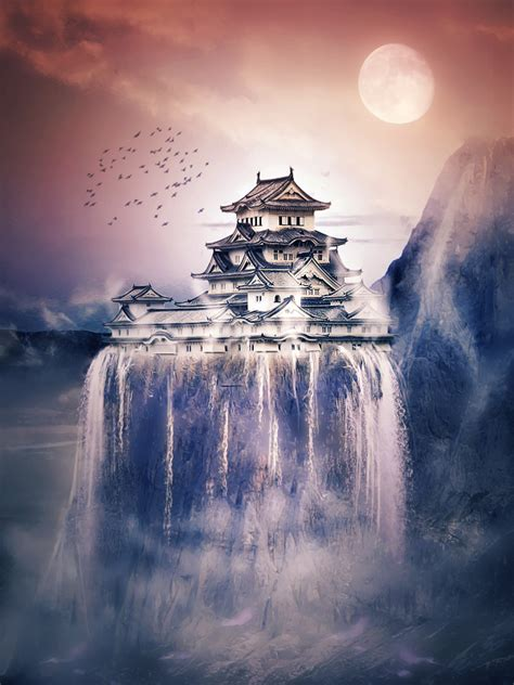 japanese landscape tattoo designs japan landscape by lorency on deviantart