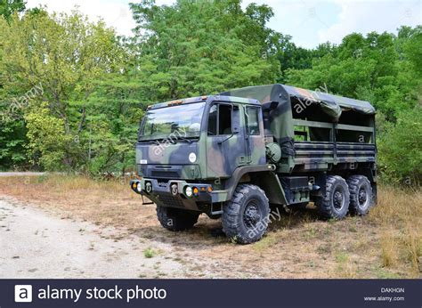 1 2 ton truck personnel carrier 2 1 2 ton truck in camouflage