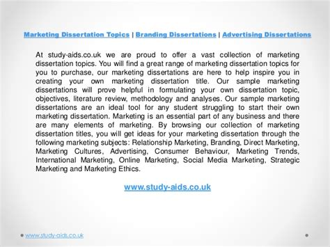 branding dissertation topics branding thesis topics 28 images fashion branding