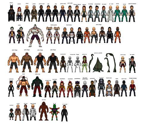 image batman arkham asylum jpg micro heroes movies and