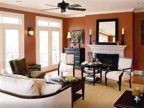 choosing living room paint modern house