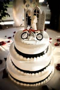 Dirt Bike Tire Wedding Cake Motocross Wedding Dirt Bike Wedding Cake Their Favorite