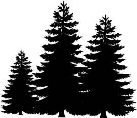 Murals For Walls best 25 pine tree silhouette ideas on pinterest forest