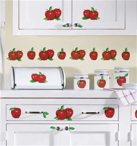 Apple Decor For Kitchen by Collections Etc Find Unique Gifts At