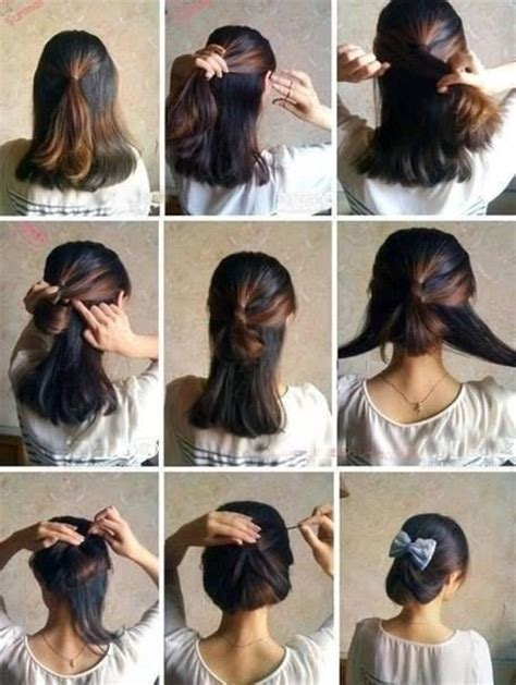 nive and easy hairstyle pics nice and easy hairstyle hair style hair beauty