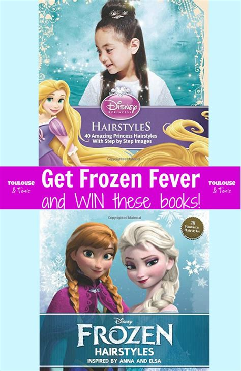 Hairstyle Books For by Win Beautiful Tutorial Books For Disney Princess Hairstyles