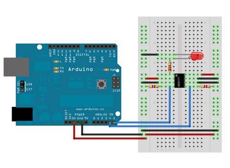 github arduino tutorial arduino digitalpotentiometer