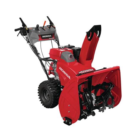 Honda Snowblowers by Honda Hs720as 20 In Single Stage Electric Start Gas Snow