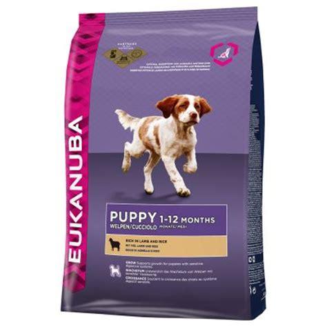 eukanuba puppy food reviews eukanuba puppy food rice free p p on orders 163 29 at zooplus