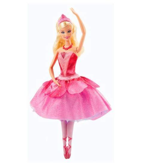 Rs Gamis Tutu Pink mattel in the pink shoes transforming ballerina