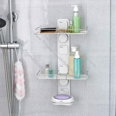 bathroom diy wall suction cup shelf china wholesaler