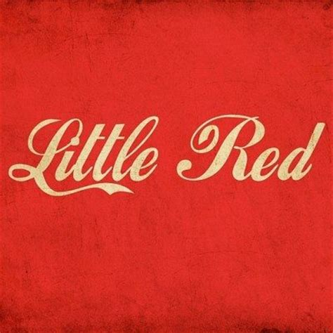 little red presentation name on emaze