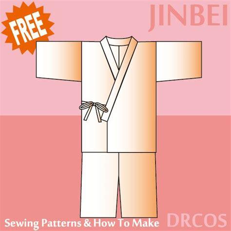 sewing pattern language jinbei sewing patterns how to make sewing pinterest