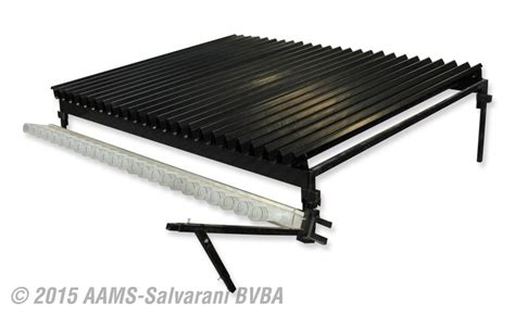 vertical patternator aams salvarani products