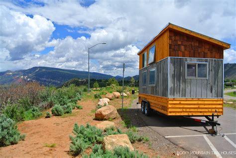 tiny mountain houses rocky mountain tiny houses front range