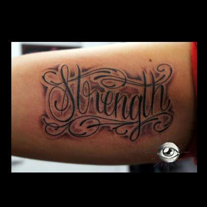 minimalist tattoo strength 60 most attractive strength tattoos golfian com