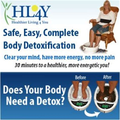 Detox Bath Reactions by Are Detox Foot Baths A Scam Or Real