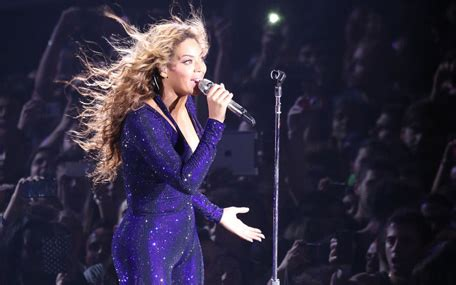 It Pays To Be Related To Beyonce by Beyonce Pays Tribute To Paul Walker At La Concert