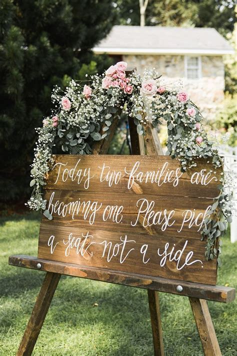 Garden Signs And Decor 17 Best Ideas About Weddings On Pinterest Weddings Weddings And Wedding Decor