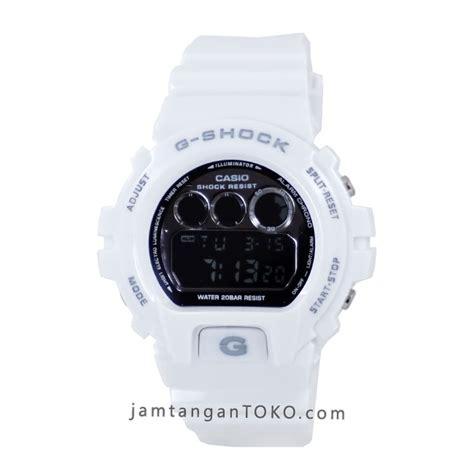 Jam Tangan G Shock Ori White harga sarap jam tangan g shock dw6900nb 7 putih ori bm