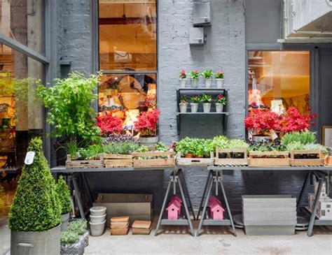 Balcony Gardener And Squint Pop Up Urban Garden Shop At Garden Of Flower Shop