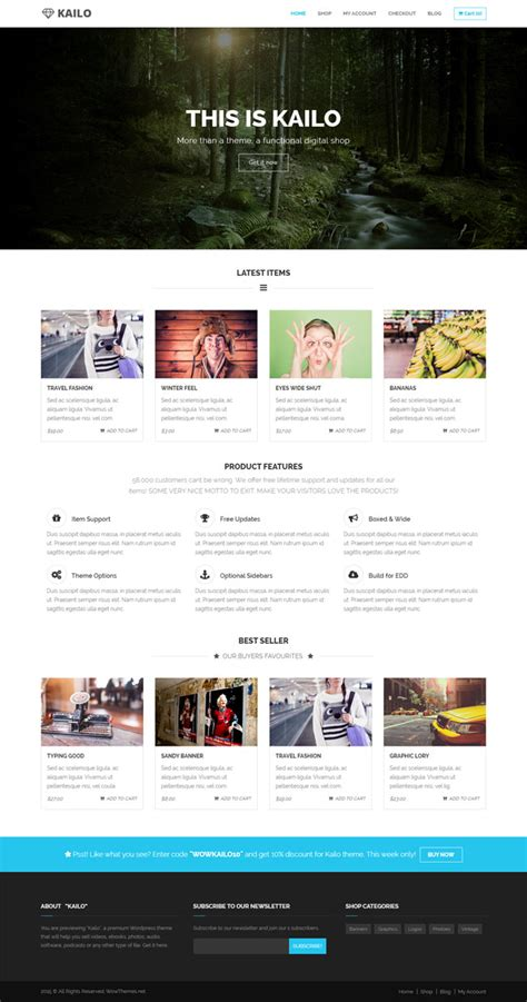 theme wordpress electronic 10 best wordpress themes for selling digital products