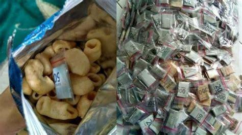 viral makanan ringan  dijual  isi hadiah uang