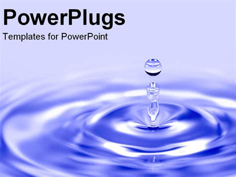 water design for powerpoint 7 best images of powerpoint title slide exles good
