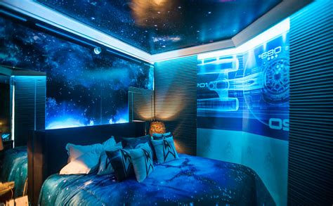 Trek Living Room by Trek On Trek Spock And