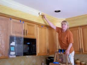 the colorful life with studio of decorative arts march 2012 remodelaholic adding crown molding in our kitchen and