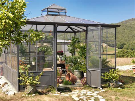 gazebo unopiu aralia unopi 249 greenhouse producto