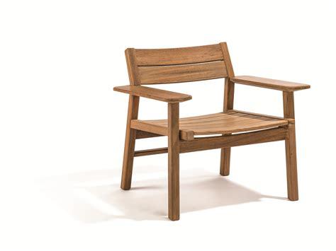 teak armchairs djur 214 teak garden armchair by skargaarden design matilda lindblom