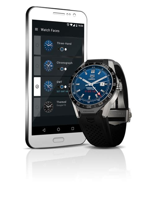 tag android tag heuer prezintă ceasul tag heuer connected revista connect romania
