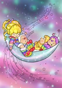 rainbow brite coloring page by rainbow beanicorn on deviantart