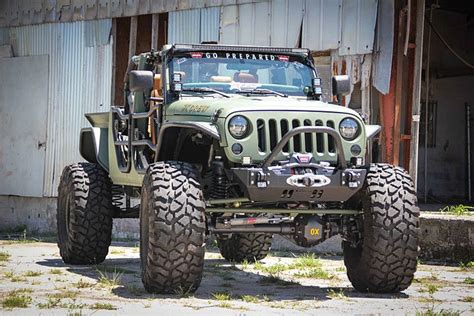 What Is A Jk Jeep The Jk Crew Is A Jeep Wrangler Cranked Up To 11