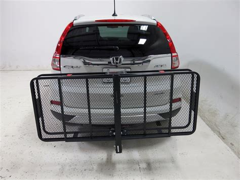 honda carrier honda cr v 24x60 curt cargo carrier for 2 quot hitches steel