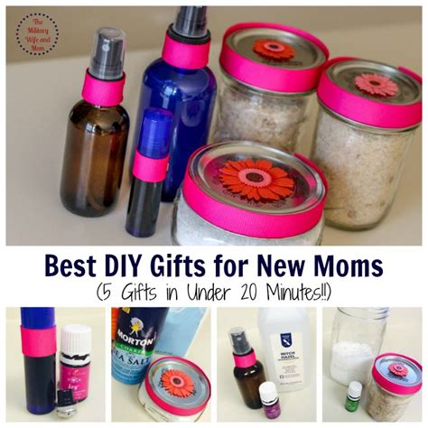 best gifts for mom 5 best diy gifts for new moms in under 20 minutes the
