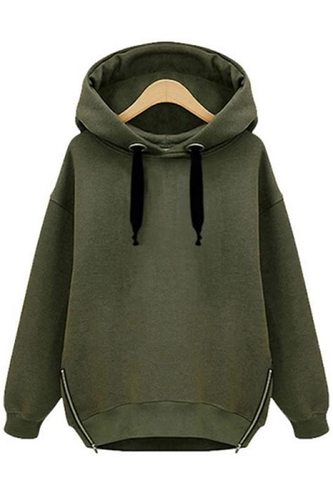 Branded Sweatshirt Green Army march 2016 clothing reviews part 2