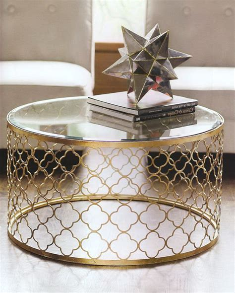 gold coffee tables living room coffee table extraordinary gold glass coffee table in