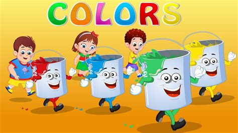 rhymes with color colors rhymes for children flickbox nursery song for