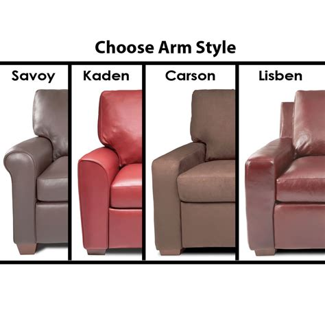 sofa arm styles sofa arm styles home design